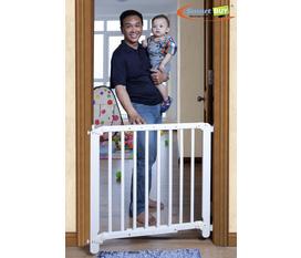 Chặn cửa, Ghế ngồi ăn cho bé, kệ trang trí nhà, sản phảm thong minh chi có ở Smart Buy