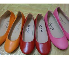 Giày búp bê cực xinh. Tha hồ kết hợp với 14 màu cá tính. Đế bệt và 3 phân. Bán buôn, bán lẻ