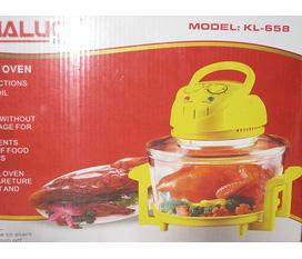 Lò nướng điện Khaluck KL 658, Lò nướng thủy tinh Legi LG 115LO, Lò nướng thủy tinh Kalux B 88