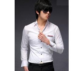 Hot Hot Hot Thanh lí áo sơ mi nam Hàn Quốc với giá cực shock