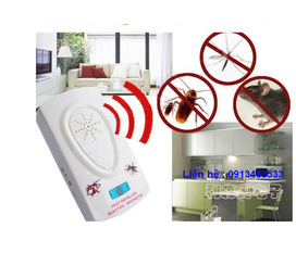 Máy đuổi chuột ,gián , muỗi , mối , kiến . Cực kỳ hiệu quả Chăm sóc vĩnh viễn bảo hành vĩnh hằng
