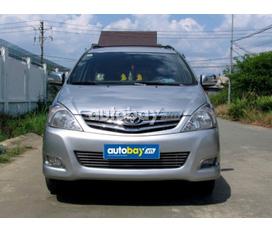 Bán Toyota Innova 2008 G 2.0L MT Minivans/Vans