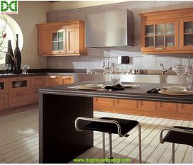 Tủ bếp gỗ xuân hương