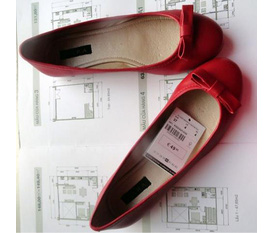 Giày bup bê Zara hàng xuất khẩu, đẹp, chất, giá mềm