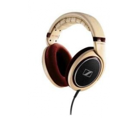 Tai nghe Sennheiser HD 598 Headphones Burl Wood Accents
