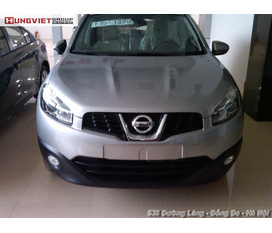 Bán Nissan Qashqai LE 2 cầu full option màu xám, đăng ký biển 5 số 2011, xe còn mới và nguyên bản
