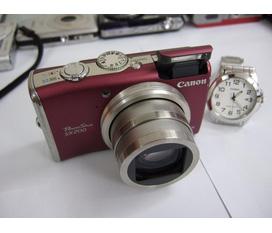 Máy ảnh siêu Zoom Canon SX200IS độ phân giải 12 chấm, màn LCD 3 , zoom quang 12x