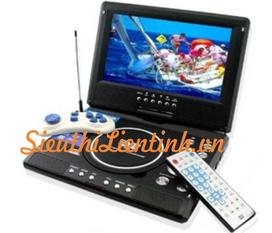 DVD xách tay 9298, DVD xách tay DA 799, DVD có màn hình FL 158