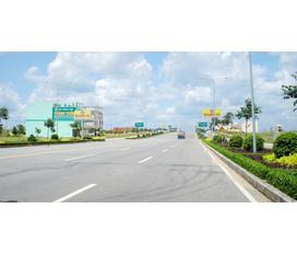 Bán đất BÌNH DƯƠNG dự án mỹ phước 3 giá 166 triệu/150m2,MẶT TIỀN QL 13