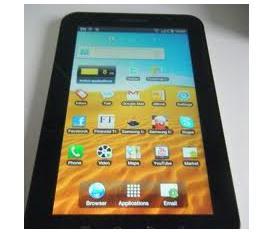 Bán em Samsung Galaxy Tab P1000 16Gb 3G like New