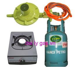 Bộ bếp gas đơn Rinnai RV 150 G 1.150.000