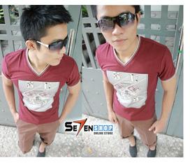 SevenShop : Áo Burberry Cực chất cho boy vào hè 2012