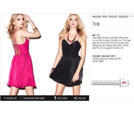 Còn 1 váy H M cực đẹp nhé