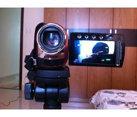 Thanh lí máy quay film HDD xach tay Nhật về mới 98%