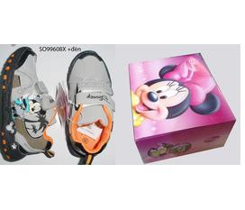 Thanh lý hàng mẫu Disney giá rẻ, mỗi size/mẫu chỉ có 1 đôi, size 26 31