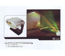 Đèn Mini Laser Starry Loại dẹt