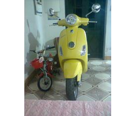 Bán xe LX VIệt Nam màu vàng 45tr