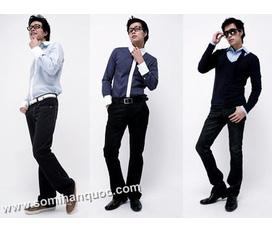 Vân Trang Shop chuyên bán áo phông,áo sơ mi nam với các kiểu đơn giản,nhã nhặn phù hợp vs các bạn nam
