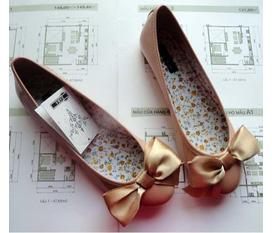 Giày bup bê Zara xuất khẩu, đẹp, chất lượng, hàng update liên tục