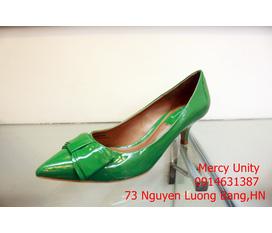 Mercy Unity Giày bệt, cao gót Up dần hàng hiệu xuất xịn rẻ nhất Én Bạc