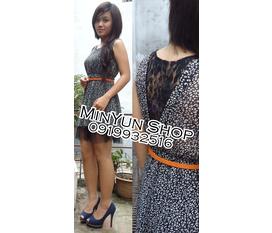 MinYun Shop: Áo phông hoạt hình, sơ mi, váy ... đa phong cách nhé 3 Giá cực rẻ các tình yêu ơi 3