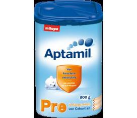 Sữa Aptamil pre dành cho trẻ từ 0 12 tháng tuổi