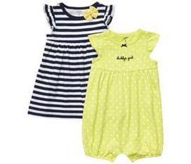 Váy xinh cho công chúa nhỏ, giá chỉ 195k