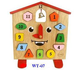 Vi Anh Topic 8 : Cùng bé yêu học tập và thỏa sức sáng tạo với đồ chơi bằng gỗ giúp phát triển trí tuệ.