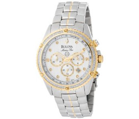 Đồng hồ Bulova Men s 98E101 Marine Star Calendar Watch