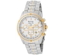 Đồng hồ Bulova Men s 98E101 Marine Star Calendar Watch
