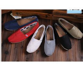Giày Toms Đồng Giá 225k