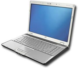 HP DV6000 Core 2 T5550 2x1.83G 4G 320G 15.4in Webcam pin 12cell, màu trắng giá rẻ