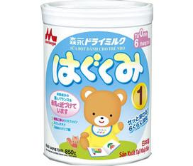 Thanh lý sữa NAN Pro, Morinaga số 1