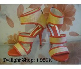 Twilight Shop Giày dép thời trang cho chị em. UPDATE hàng trăm mẫu mới nhất 2012....