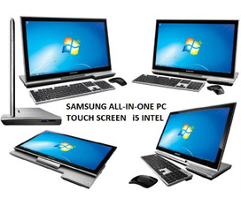 Samsung All in One Series 7 700A3B Samsung Series 7 All in One Core i5 2390T 23 Touchscreen All in one