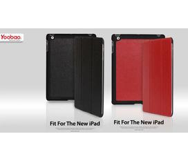 Case New IPAD zin hàng mới về, giá tốt,.. YooBao, Smart Cover,..