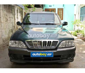 Bán xe Ssangyong Musso model 2002