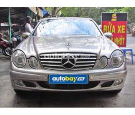 Bán xe Mercedes E240 model 2003