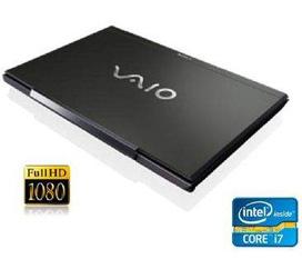 Sony Vaio SE13FX/B Full HD 1080p , 2430 , 6Gb , 750gb , AMD 6470m