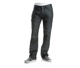G by GUESS Gateway Bootcut Jeans Black Coated Was