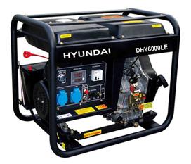 Máy phát điện hyundai 4KW
