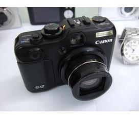 Bán máy ảnh canon G12