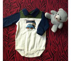 Bộ body suit cho bé từ sơ sinh đến 24 tháng, nhập khẩu Mỹ
