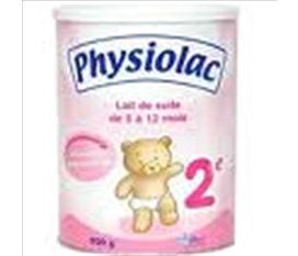 Thanh lý sữa Physiolac số 2