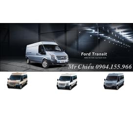 Ford transit, Fiesta giá thấp nhiều khuyến mãi