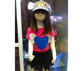 Little Angel Shop : Bộ sưu tập cực Kute cho bé yêu của bạn . Khai trương Shop , giảm giá 10%