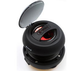 Loa X Mini New Generation v1.1 Capsule Speaker Black