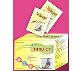 Cốm sữa Inmulor Giải pháp hữu hiệu trong điều trị và phòng ngừa cho trẻ biếng ăn
