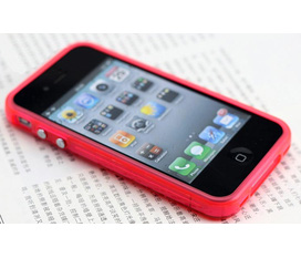 LEE Shop iphone kiểu dáng hàn quốc, ốp cạnh iphone