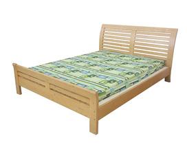 Nội thất phòng ngủ: giường ngủ gỗ tự nhiên, giường đôi, giường cưới gỗ cao su, sang trọng hiện đại.